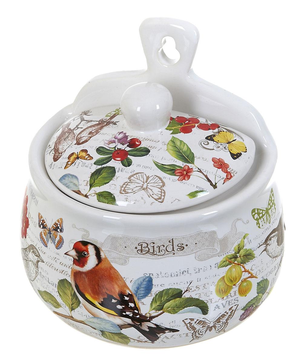 Солонка Polystar BirdsL2430747Оригинальная солонка Birds изготовлена из высококачественной керамики. Изделие имеет отверстие для подвешивания. Солонка украсит любую кухню и подчеркнет прекрасный вкус хозяина.
