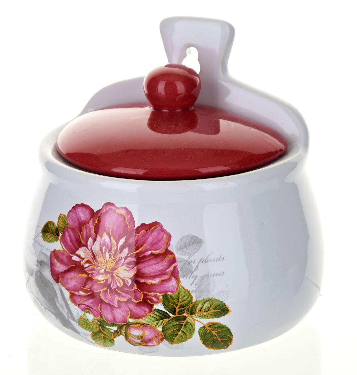 Солонка Polystar Райский садL2520381Оригинальная солонка Райский сад изготовлена из высококачественной керамики. Изделие имеет отверстие для подвешивания. Солонка украсит любую кухню и подчеркнет прекрасный вкус хозяина.