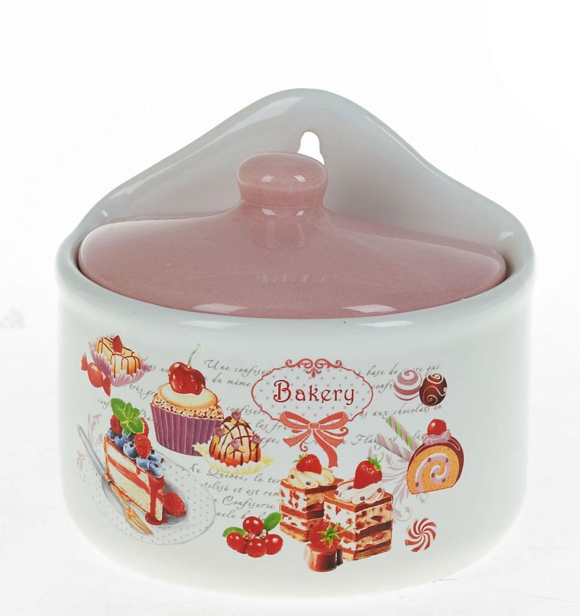 Солонка Polystar БисквитL3170222Оригинальная солонка Бисквит изготовлена из высококачественной керамики. Изделие имеет отверстие для подвешивания. Солонка украсит любую кухню и подчеркнет прекрасный вкус хозяина.