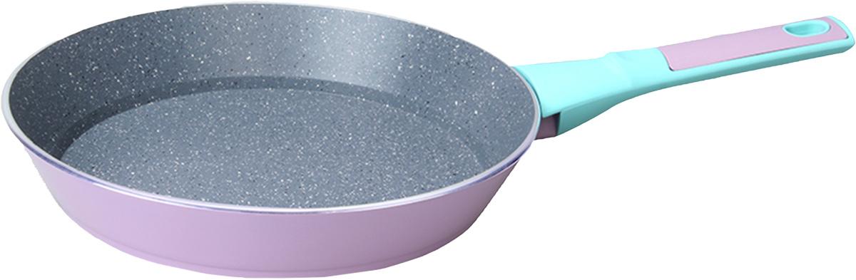 Сковорода Fissman Bora Bora, с антипригарным покрытием. Диаметр 20 смAL-4438.201 слой улучшает сцепление покрытия с металлом, 2 слой – грунтовый, 3 слой - более прочное покрытие на основе минеральных компонентов, 4 слой – высокопрочное антипригарное покрытие, усиленное вкраплением каменных частиц, 5 дополнительный антипригарный слой с керамическими частицами. Высота стенок: 4 см.