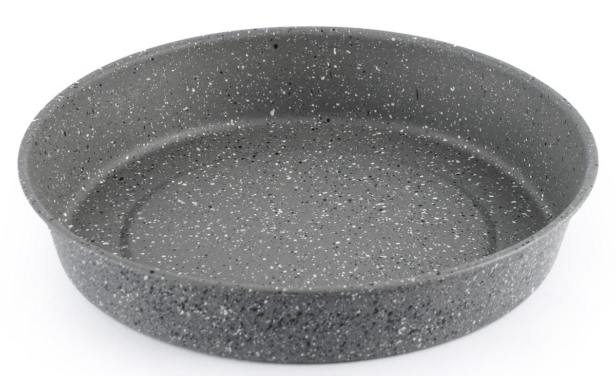 Форма для выпечки пирога Fissman, с антипригарным покрытием, круглая, диаметр 29 смBW-5593.29