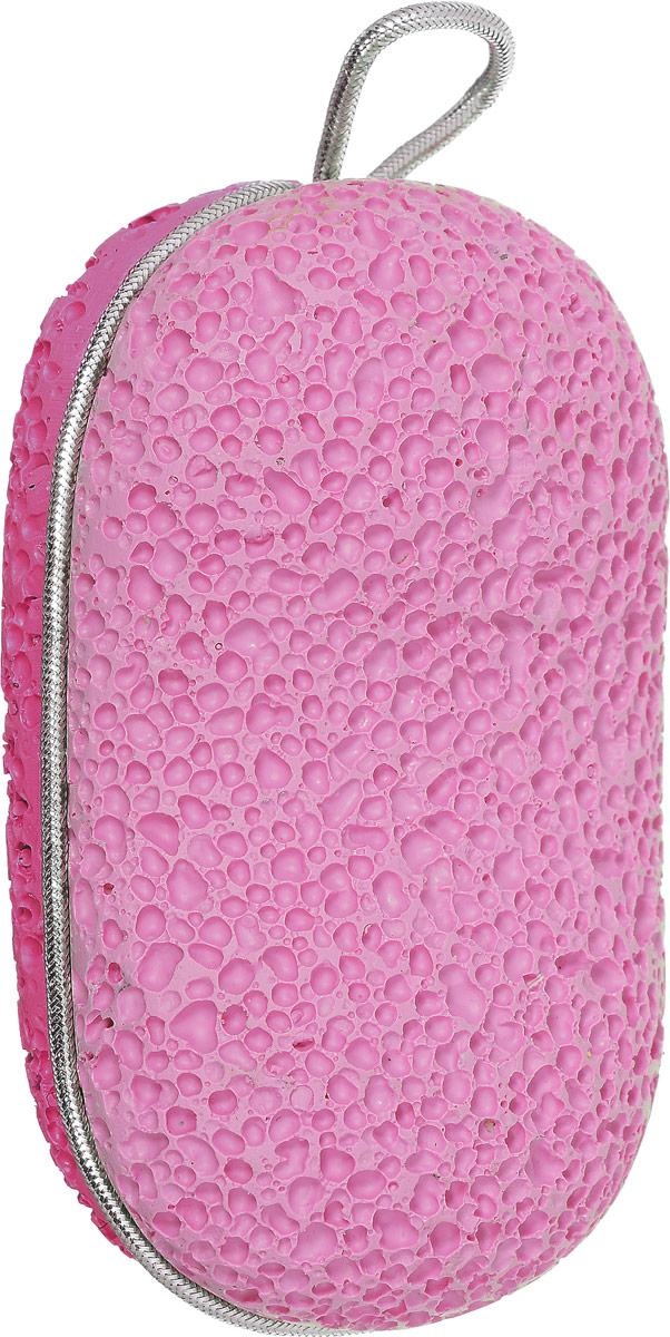 Zinger Пемза педикюрная двухсторонняя из искусственного камня zo-PB-07, цвет: розовый, малиновый17366_розовый-малиновыйZinger Пемза педикюрная двухсторонняя из искусственного камня zo-PB-07, цвет: розовый, малиновый