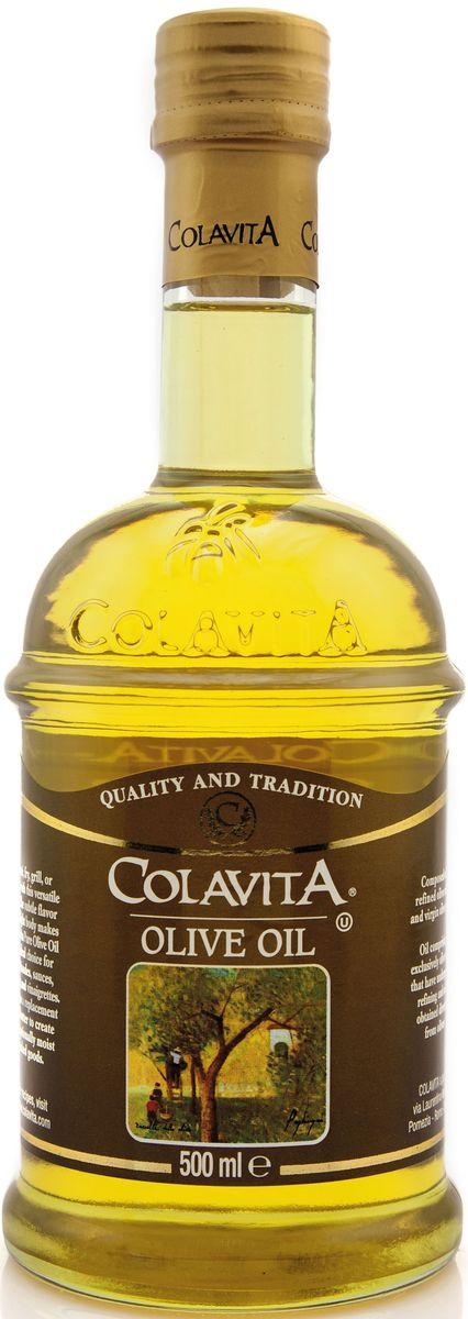 Colavita масло оливковое рафинированное, 500 мл