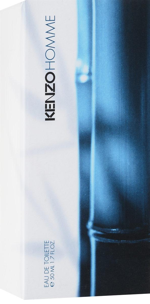 Kenzo Homme Туалетная вода, мужская, 50 мл3274872299481Kenzo Homme Туалетная вода, мужская, 50 мл