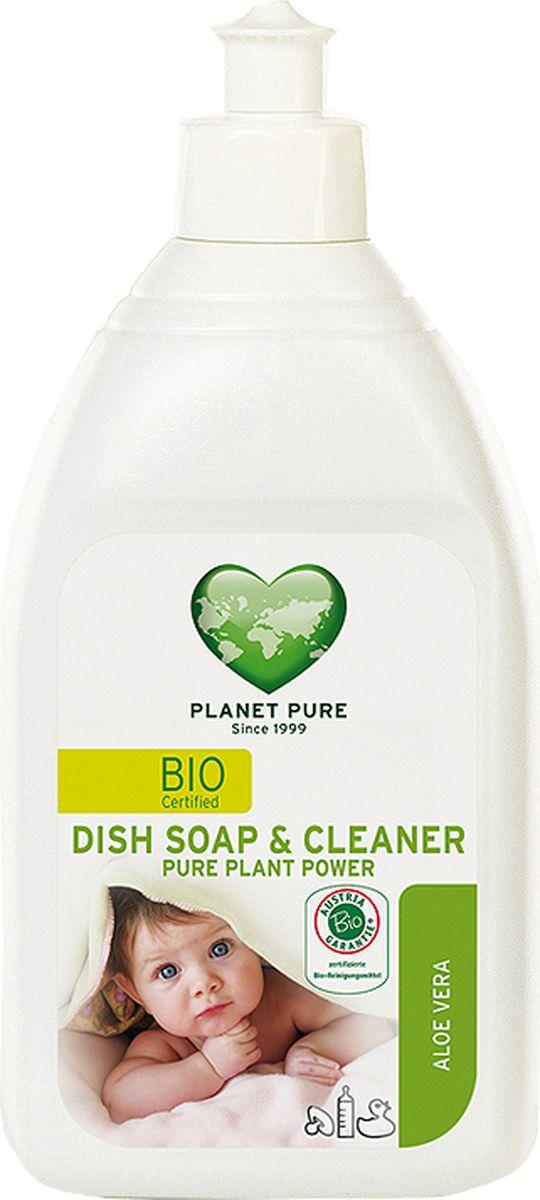 Planet Pure Средство для мытья детской посуды Алоэ вера 510 мл9120001469451BIO Средство для мытья посуды Planet Pure АЛОЭ ВЕРА бережно готовят из чистых растительных сапонинов, которые имеют естественные моющие свойства, без какой-либо химической обработки. Они придают средству чисто природные мощные свойства по очищению и удалению жира, без использования опасных химических веществ, таким образом оберегая вашу кожу и окружающую среду. Особенности: На растительной основе; Для сверхчувствительной кожи; Без аллергенных отдушек; Проверено дерматологами. Товар сертифицирован.