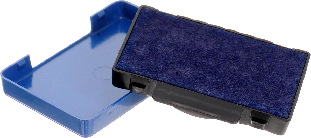 Trodat Сменная штемпельная подушка к арт 5203 5440 5253/2 цвет синий6/53сСменная штемпельная подушка Trodat высокого качества имеет специальную краску, обеспечивающую четкий оттиск. Сменная штемпельная подушка подходит к артикулам 5203, 5440, 5253/2. Цвет - синий. Не требует специальных условий хранения и использования. Срок годности не ограничен.