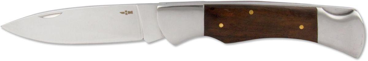 Нож складной Ножемир Чёткий расклад, общая длина 22,7 см. C-105C-105Бренд: Ножемир длина клинка, мм: 100 толщина клинка, мм: 23 общая длина, мм: 227 материал рукояти: стабилизированное дерево сталь: 40Х13 твёрдость стали, HRC: 55 — 56