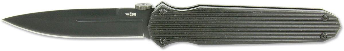 Нож складной Ножемир Чёткий расклад, общая длина 20,1 см. C-175C-175Бренд: Ножемир длина клинка, мм: 87 толщина клинка, мм: 2,7 общая длина, мм: 201 материал рукояти: пластик сталь: 40Х13 твёрдость стали, HRC: 55 — 56 особенность: антиблик; liner lock; клипса