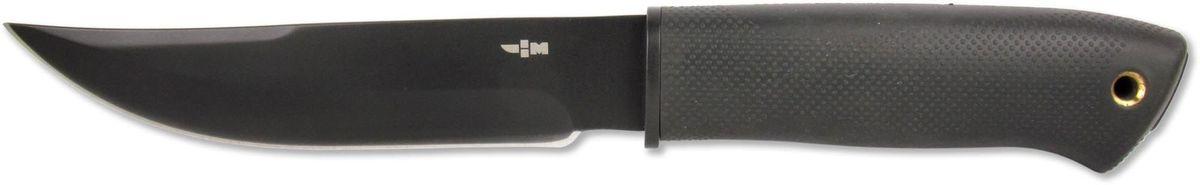Нож туристический Ножемир, нержавеющая сталь, с ножнами, общая длина 25,7 см. H-224H-224Тактический нож Ножемир - это настоящий подарок для опытных туристов, охотников и рыбаков. Он гораздо надежнее и долговечнее складного, а также имеет оптимальную толщину клинка. При длине лезвия 14,1 см он станет незаменим при разделке крупной дичи, работе в условиях дикой природы и в непредсказуемых ситуациях. Рукоятка ножа имеет стальную основу и верх, выполненный из эластрона. В комплект входят ножны, изготовленные из текстиля. Общая длина ножа: 25,7 см. Твердость стали: 55-56 HRC.