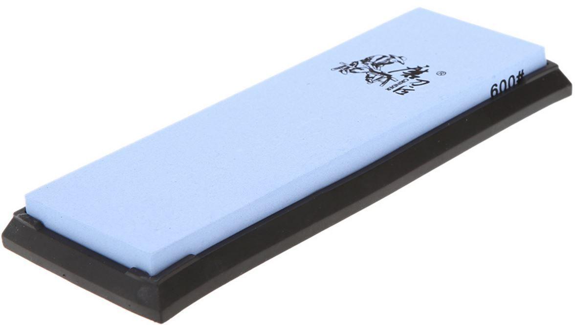 Водный камень (корунд) Ножемир Taidea, доводочный 600 грит. T7060WT7060Wполное название: водный камень (корунд) для заточки изделий из стали бренд: Taidea зернистость, грит: 600 масса, гр: 326 размер, см: 18 х 6 х 1,4 упаковка: картонная коробка размер упаковки, см: 19,5 х 7,5 х 2,5 масса в упаковке, гр: 386