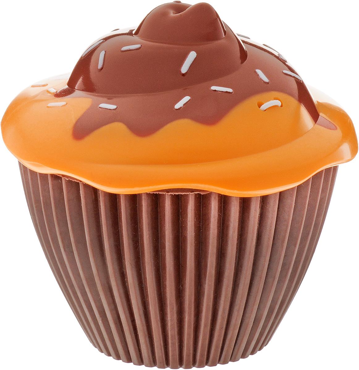 PlayMind Мини-кукла Coco Orange цвет коричневый оранжевый39185B_коричневый, оранжевый