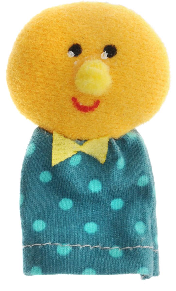 Кукла пальчиковая Колобок004.50Кукла пальчиковая Колобок, выполненная в ярких и насыщенных тонах, станет великолепным дополнением к вашему пальчиковому театру. Играть и ставить спектакли с пальчиковыми куклами необыкновенно интересно. Управлять такой куклой сможет даже ребенок. Играя, малыш разовьет мелкую моторику рук, а сочиняя сценарии - воображение.