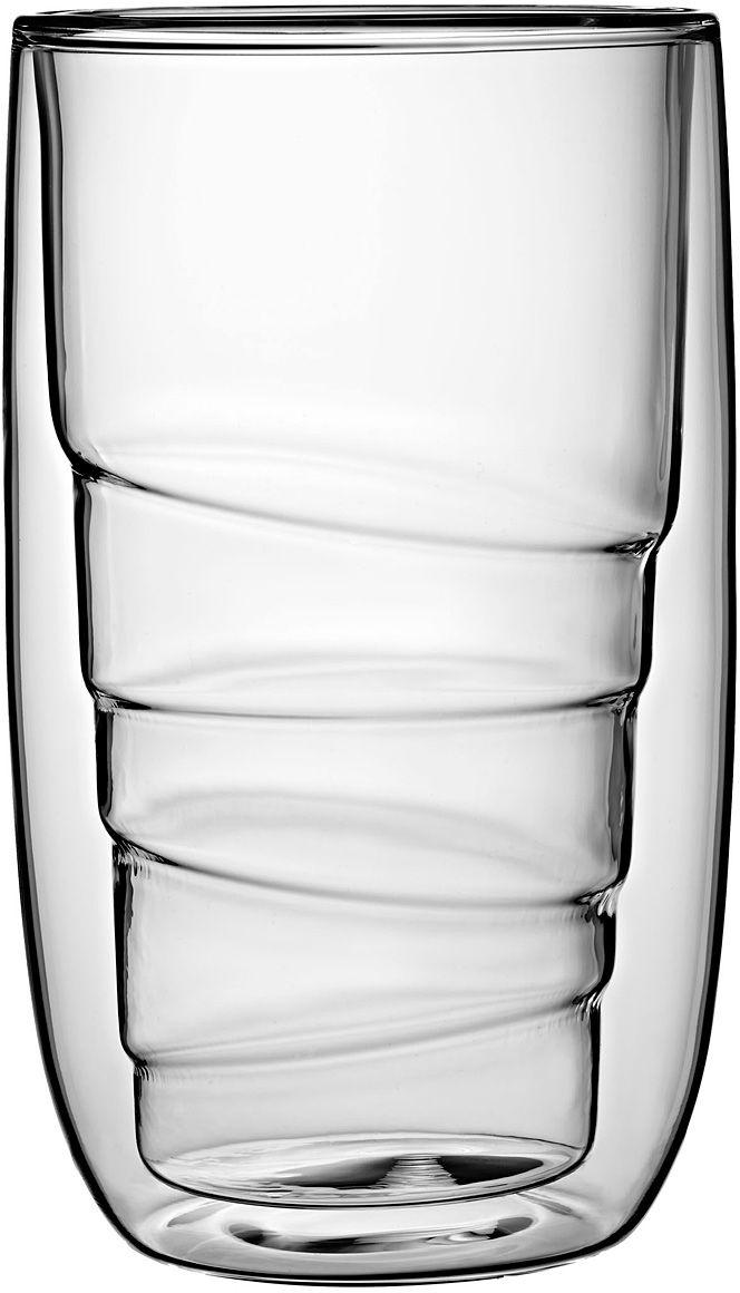 Набор стаканов QDO Elements Wood, 350 мл, 2 шт567494Набор Elements - это оригинальные стаканы с двойными стенками и оригинальным дизайном, изображающим главные элементы природы. Выполнен из боросиликатного стекла, устойчивого к перепадам температур. Каждый стакан состоит из двух форм: классическая внешняя позволит держать емкость с горячим содержимым в руке без риска обжечься, а модифицированная внутренняя придаст вашим напиткам необычный вид. Стаканы станут идеальным украшением барной стойки, вечеринки или просто домашней коллекции. Объем - 350 мл. Можно мыть в посудомоечной машине.