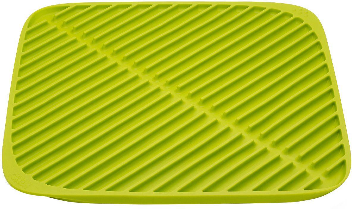 Коврик для сушки посуды Joseph Joseph Flume, малый, цвет: зеленый85086