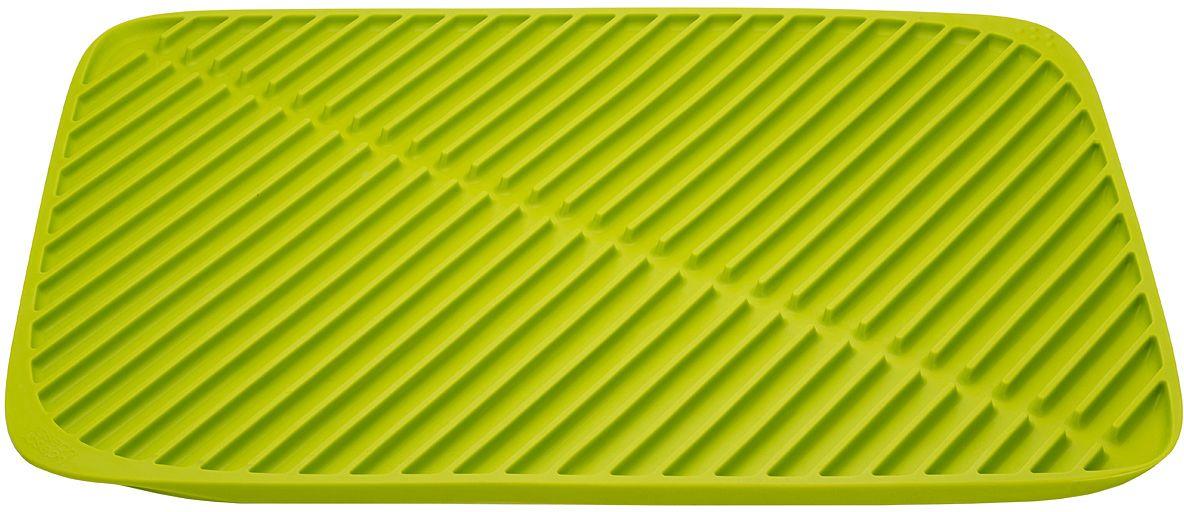 Коврик для сушки посуды Joseph Joseph Flume, большой, цвет: зеленый85088