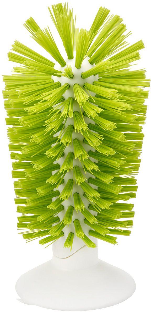 Щетка для стаканов Joseph Joseph Brush-up, на присоске, цвет: зеленый85103