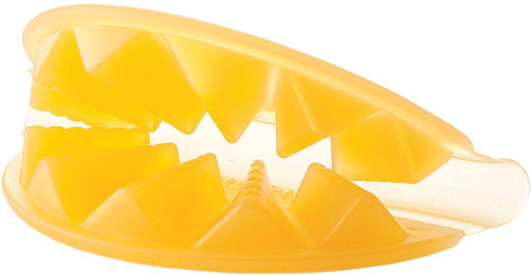 Сквизер для цитрусовых Fabrikators Lemon FriendLF4001-BВыжимайте столько, сколько вам нужно. Просто положите ломтик лимона в сквизер и сразу наслаждайтесь освежающим вкусом. Никаких липких рук, пятен от сока на одежде и косточек. Также подходит для лайма или апельсинов. В комплекте 4 сквизера.