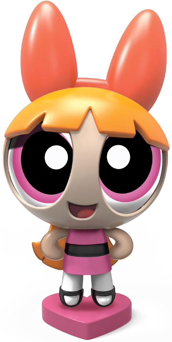 Powerpuff Girls Фигурка функциональная Цветик 12 см22302Подвигайте голову или тело фигурки Powerpuff Girls Цветик, чтобы ее глаза зашевелились.