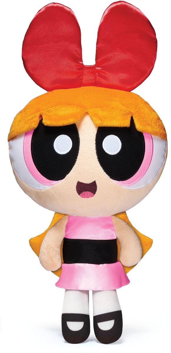 Powerpuff Girls Мягкая кукла Цветик 30 см22305Мягкая кукла Powerpuff Girls Цветик повторяет ваши слова. Скажите короткую фразу, и кукла повторит ее голосом суперкрошек!