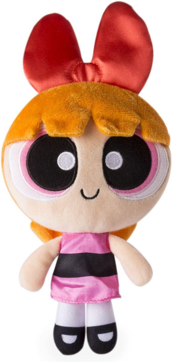 Powerpuff Girls Мягкая игрушка Цветик 20 см22306Плюшевая кукла Powerpuff Girls Цветик высотой 20 см.