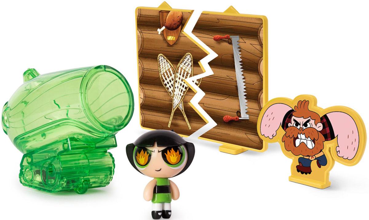 Powerpuff Girls Игровой набор Суперкрошка Пестик в машинке22316Игровой набор Powerpuff Girls Суперкрошка Пестик в машинке включает инерционную машинку, фигурку суперкрошки высотой 5 см, фигурку врага, стену для пробивания. У крошки своя прозрачная инерционная машинка. Суперкрошка может просто кататься на машинке, либо громить врага и стену.