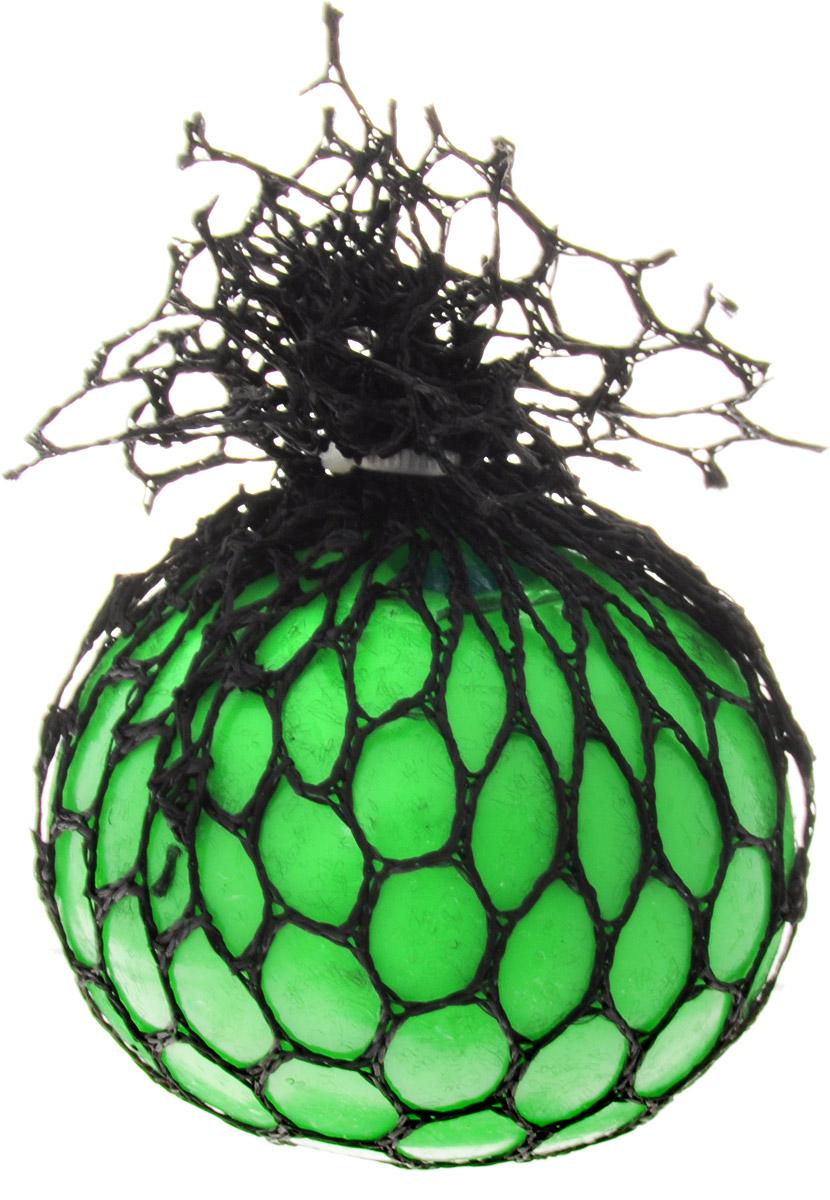 Family Fun Стрессбол Жмяка Мини цвет зеленыйSTB999_зелёныйСтрессбол Family Fun Жмяка Мини - игрушка, которая поможет вам отдохнуть, поднять настроение и снять стресс. Этот обычный на первый взгляд мячик обладает уникальным набором свойств. Упругий и приятный на ощупь, он легко умещается в вашей ладони и меняет форму, следуя движениям руки. Стоит вам сжать его, помять или надавить - стрессбол вздуется мягкими пузырьками. Попробовав однажды, вы не сможете отказаться от этого веселого и незатейливого занятия. Яркий дизайн мячика обязательно придется по душе, как взрослым, так и детям. Небольшой размер и легкий вес позволят вам всегда носить его с собой в сумке.