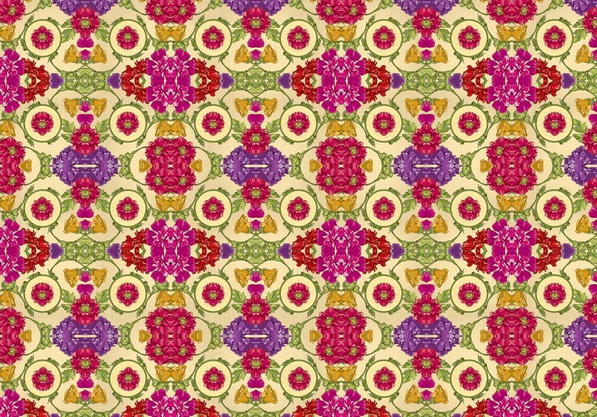 Бумага упаковочная Феникс-Презент, 100 х 70 см. 3256932569Упаковочная бумага 100*70см, для сувенирной продукции, в рулонах, мелованная с одной стороны, с полноцветным декоративным рисунком, плотность 80 г/м2)