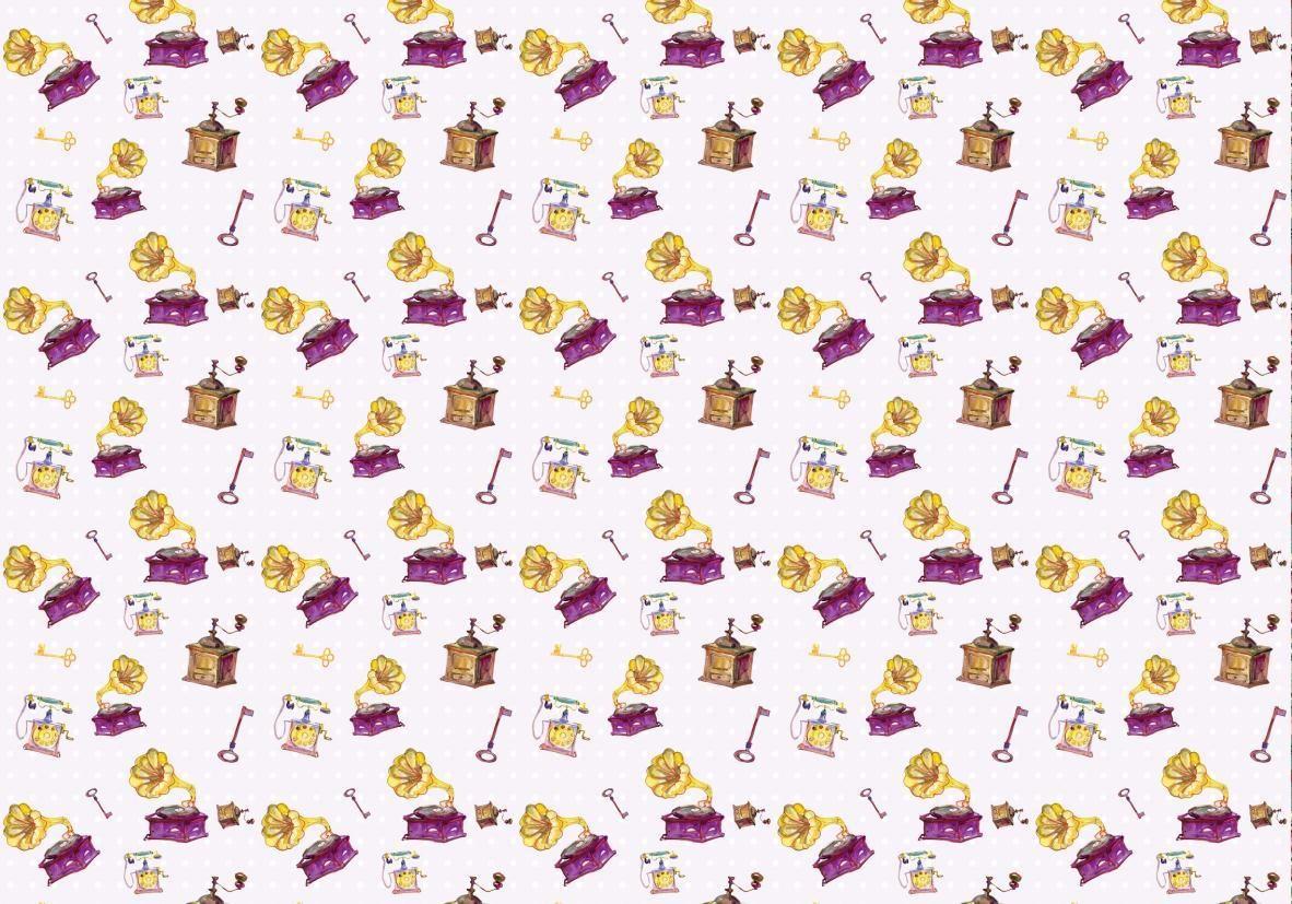 Бумага упаковочная Феникс-Презент, 100 х 70 см. 3257432574Упаковочная бумага 100*70см, для сувенирной продукции, в рулонах, мелованная с одной стороны, с полноцветным декоративным рисунком, плотность 80 г/м2)