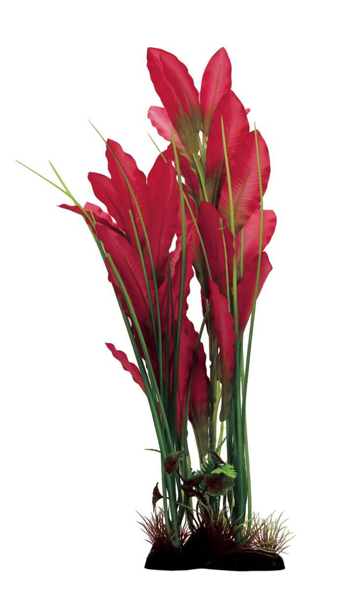 Растение для аквариума ArtUniq Эхинодорус красный, шелковое, высота 40 см. ART-1110120ART-1110120Растение для аквариума ArtUniq Эхинодорус красный, шелковое, высота 40 см. ART-1110120