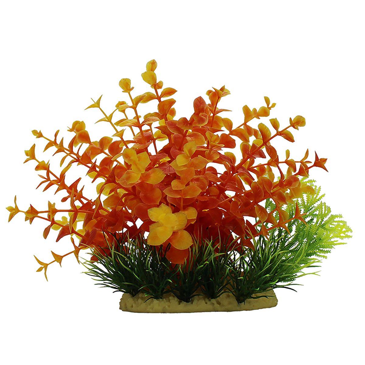 Растение для аквариума ArtUniq Людвигия оранжевая, высота 15 смART-1140105Растение для аквариума ArtUniq Людвигия оранжевая, высота 15 см