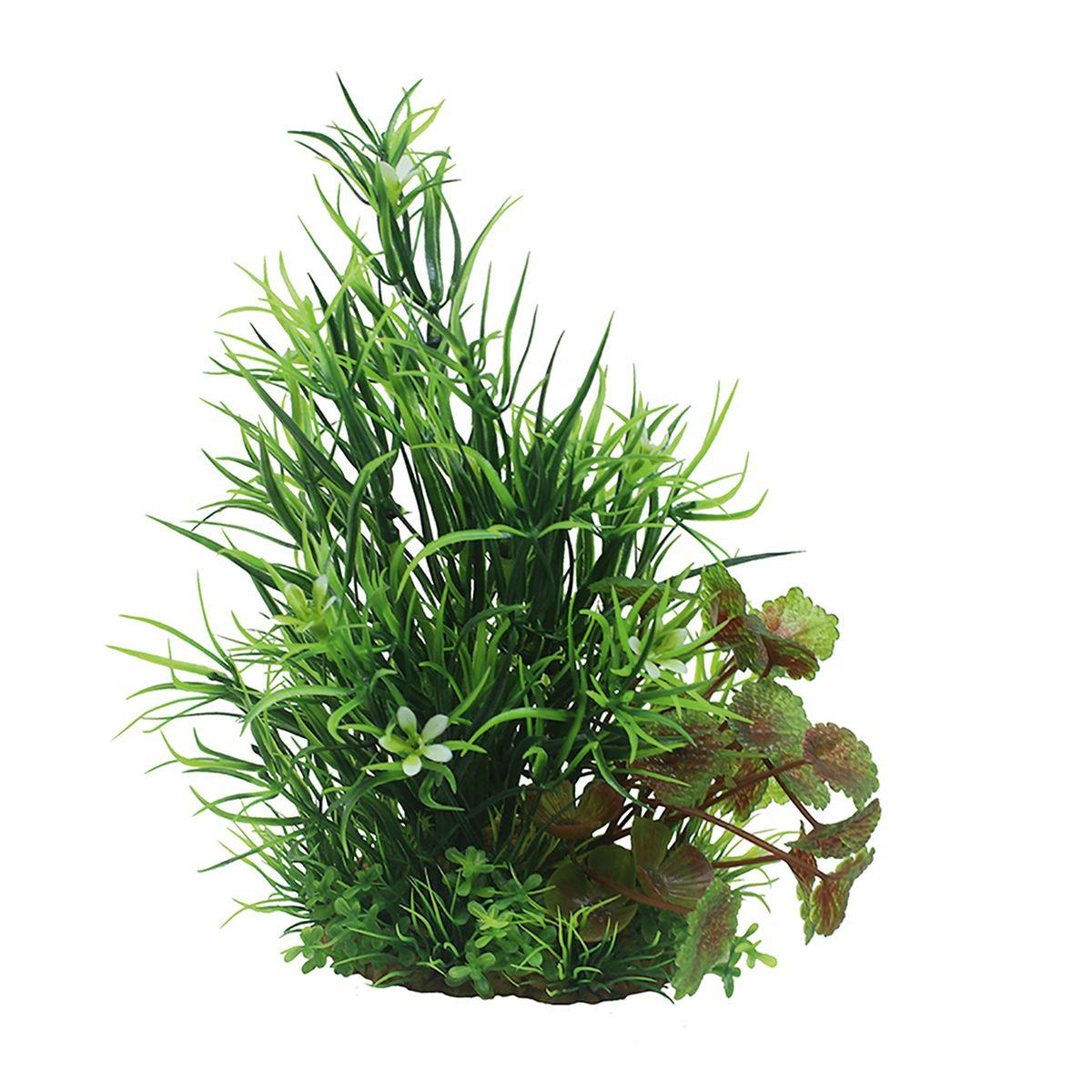 Растение для аквариума ArtUniq Лагаросифон мадагаскарский, высота 15 смART-1140109Растение для аквариума ArtUniq Лагаросифон мадагаскарский, высота 15 см
