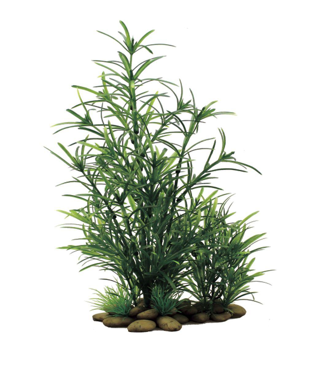Растение для аквариума ArtUniq Наяда, высота 30 смART-1150205Растение для аквариума ArtUniq Наяда, высота 30 см
