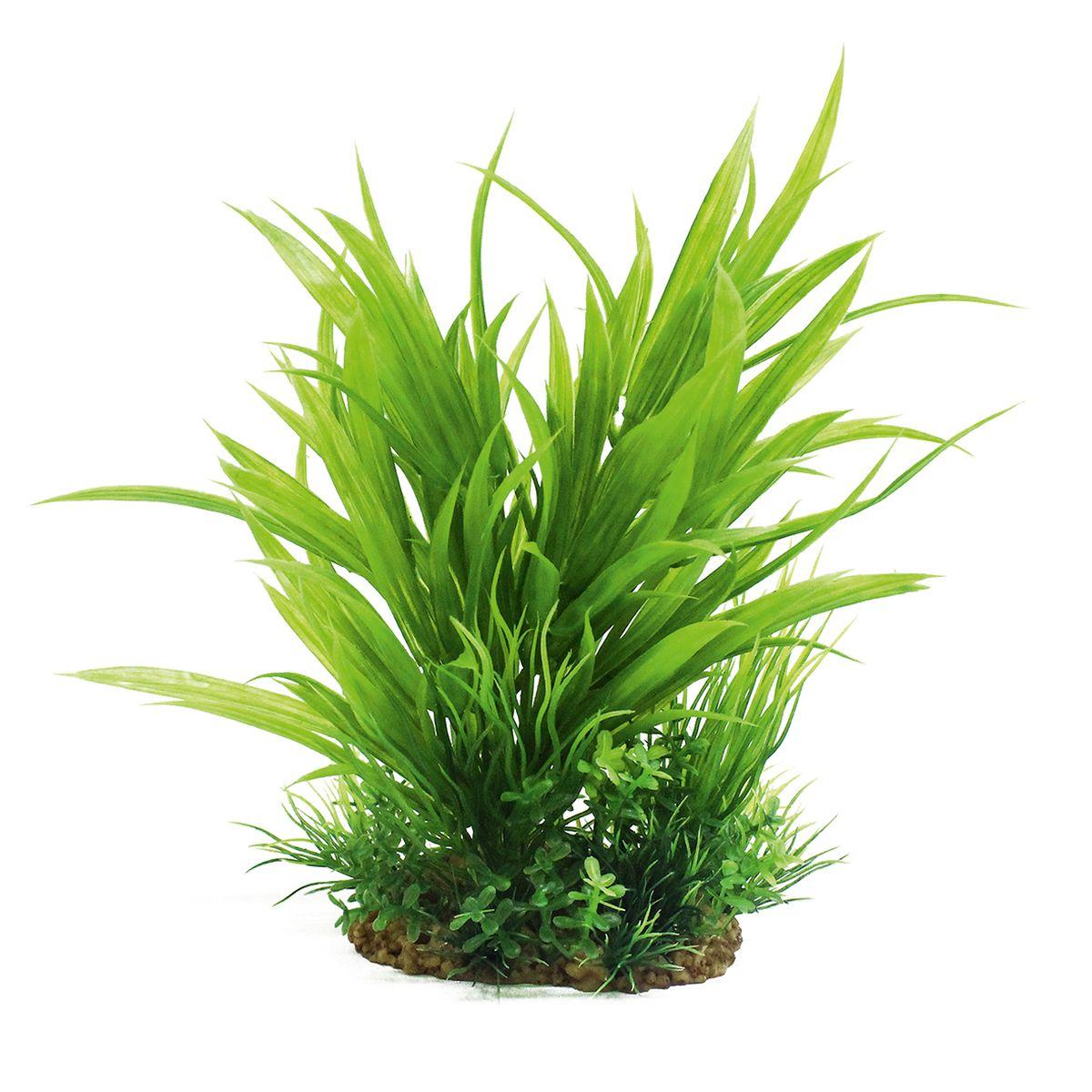 Растение для аквариума ArtUniq Гетерантера, высота 20 смART-1160201Растение для аквариума ArtUniq Гетерантера, высота 20 см