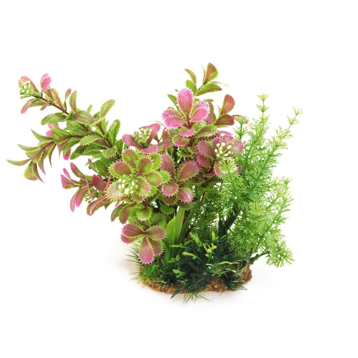 Растение для аквариума ArtUniq Прозерпинака, высота 20 смART-1160204Растение для аквариума ArtUniq Прозерпинака, высота 20 см