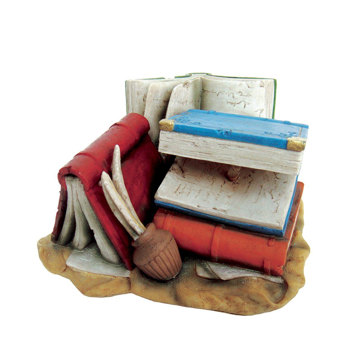 Декорация для аквариума ArtUniq Книги для ученых рыб, 14,5 ? 14 ? 8 смART-2230500Декорация для аквариума ArtUniq Книги для ученых рыб, 14,5 ? 14 ? 8 см