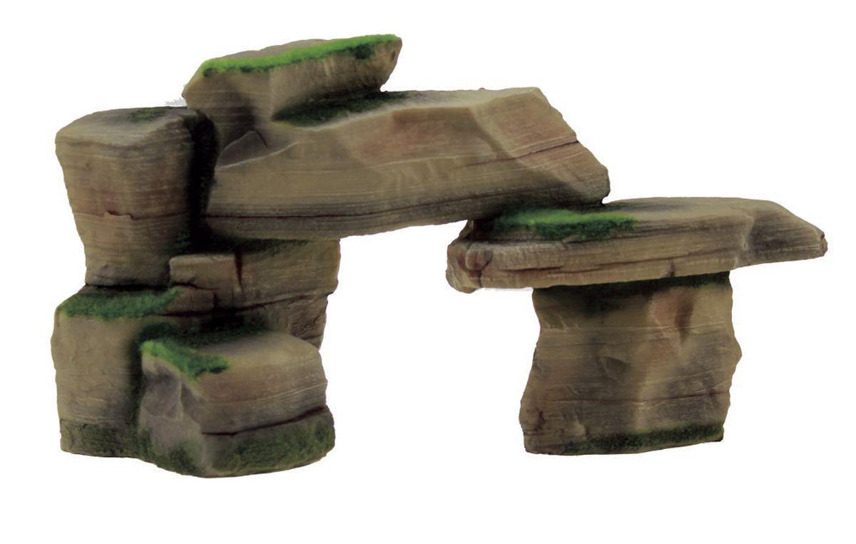 Декорация для аквариума ArtUniq Древняя арка, 34,5 x 10,5 x 18,5 смART-3116200Декорация для аквариума ArtUniq Древняя арка, 34,5 x 10,5 x 18,5 см