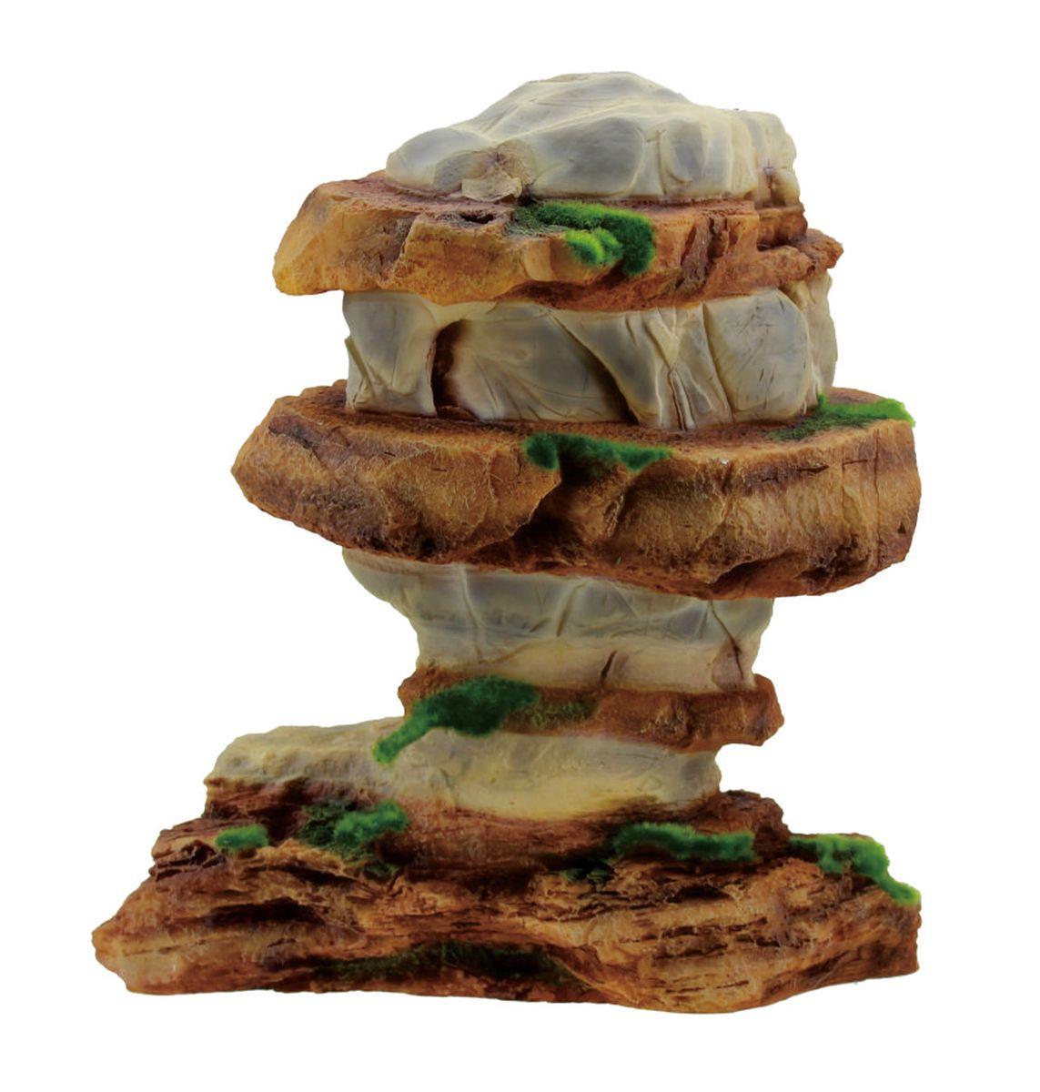 Декорация для аквариума ArtUniq Древняя скала, 27 x 12 x 21,5 смART-3116230Декорация для аквариума ArtUniq Древняя скала, 27 x 12 x 21,5 см