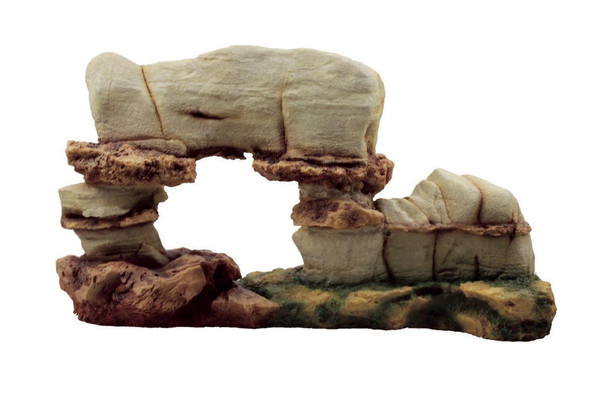 Декорация для аквариума ArtUniq Пещера, 42 x 11,5 x 24 смART-3116310Декорация для аквариума ArtUniq Пещера, 42 x 11,5 x 24 см