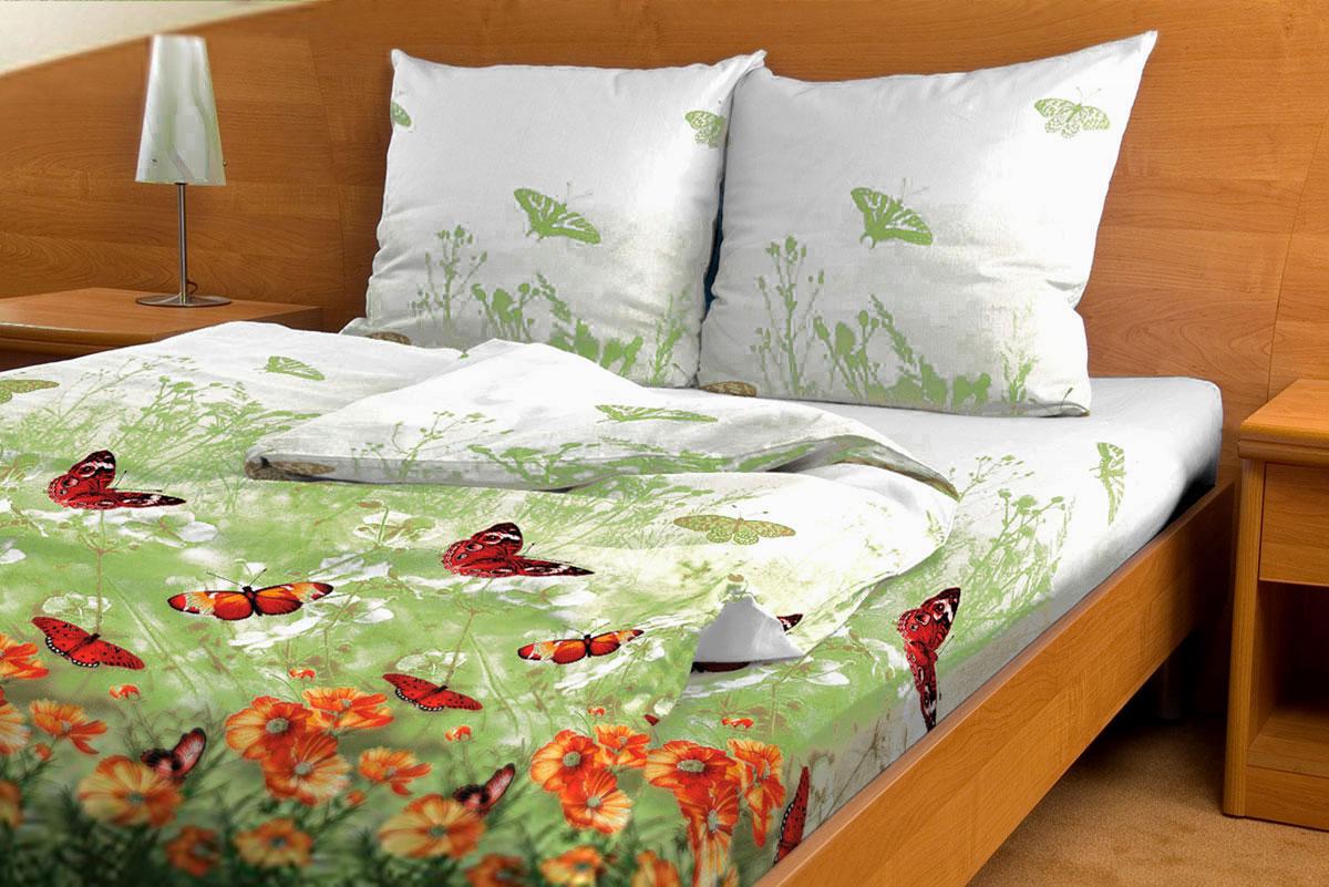 Комплект белья Amore Mio Lug, евро, наволочки 70x70, цвет: белый, красный, зеленый80856Комплект постельного белья Amore Mio Lug является экологически безопасным для всей семьи, так как выполнен из бязи (100% хлопок). Комплект состоит из пододеяльника, простыни и двух наволочек. Постельное белье оформлено оригинальным рисунком. Легкая, плотная, мягкая ткань отлично стирается, гладится, быстро сохнет. Рекомендации по уходу: Химчистка и отбеливание запрещены. Рекомендуется стирка в прохладной воде при температуре не выше 30°С.