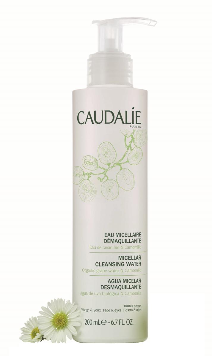 Caudalie Мицеллярная вода для снятия макияжа, 200 мл142Мицеллярная вода Caudalie великолепно очищает и снимает макияж. Подходит для самой чувствительной кожи и снятия макияжа с глаз. Характеристики: Объем: 200 мл. Артикул: 142. Производитель: Франция. Товар сертифицирован.