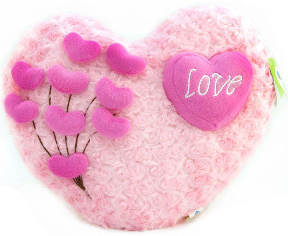 LAPA House Мягкая игрушка-подушка Признание в Любви 30 см31442Мягкая игрушка-подушка LAPA House будет прекрасным подарком ко Дню всех влюбленных!