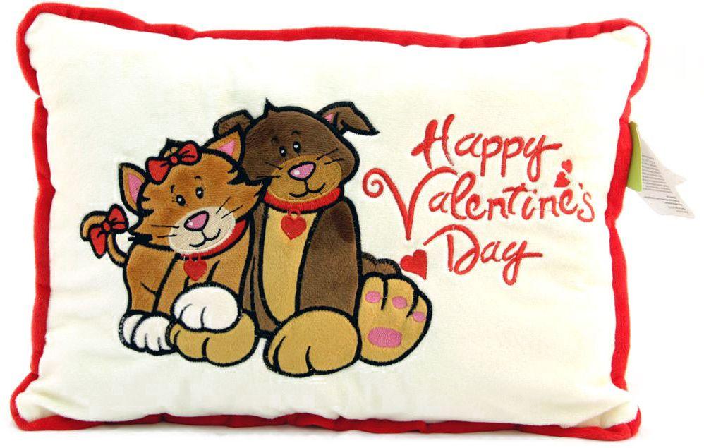 LAPA House Мягкая игрушка-подушка Сквозь все преграды 30 см31510Мягкая игрушка-подушка LAPA House будет прекрасным подарком ко Дню всех влюбленных!