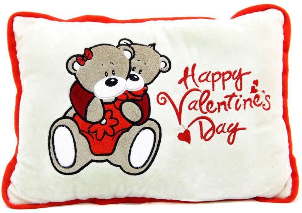 LAPA House Мягкая игрушка-подушка Вместе и навсегда 30 см34230Мягкая игрушка-подушка LAPA House будет прекрасным подарком ко Дню всех влюбленных!