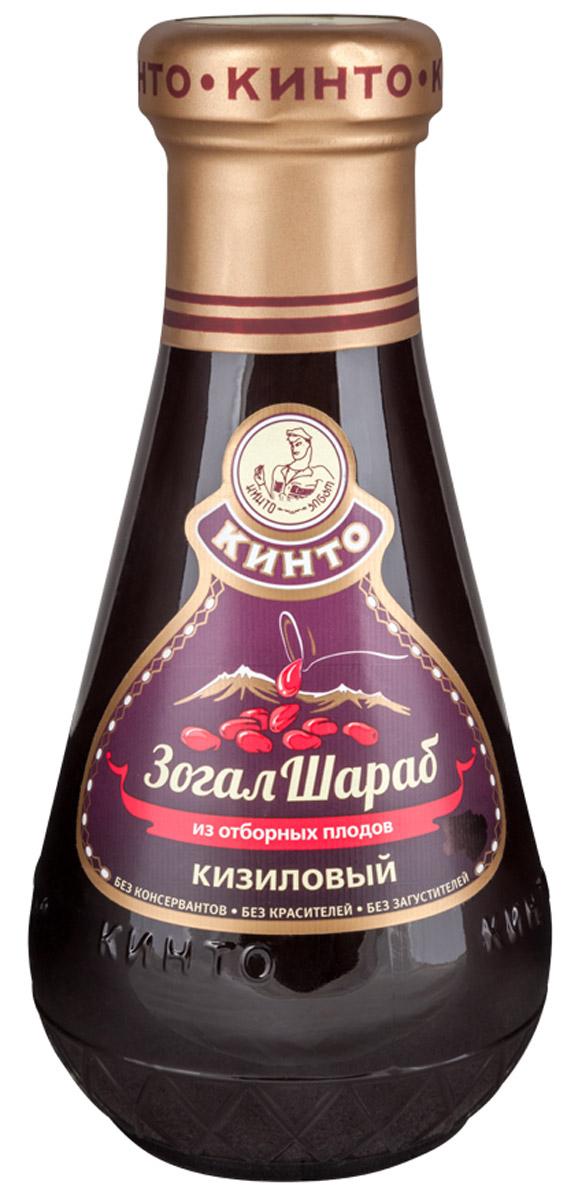 """Кинто """"ЗогалШараб"""" соус кизиловый, 370 г 3009"""