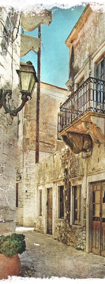 "Фотообои Barton Wallpapers ""Города"", 100 x 270 см. U06501"