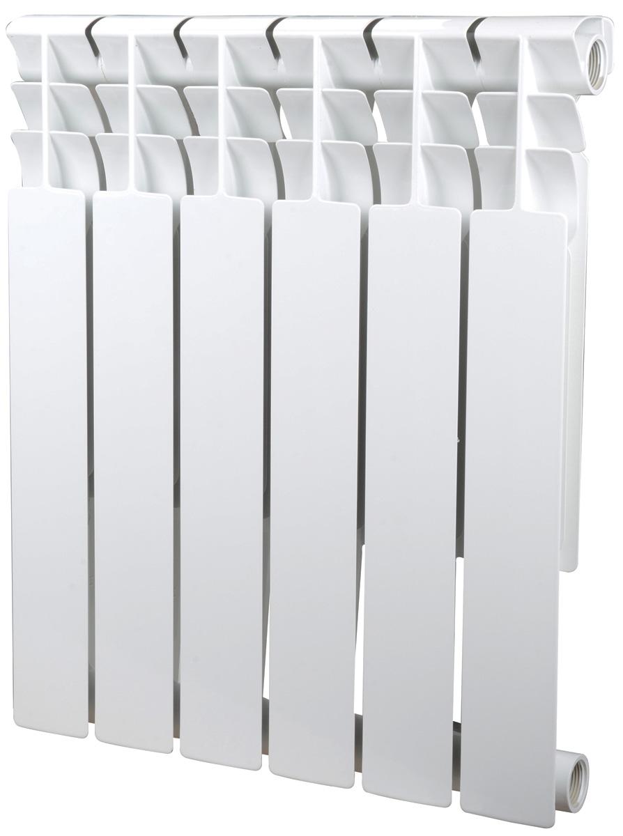 Радиатор Sira Omega B 500 - 6 секций биметаллический (CFOB05000680)