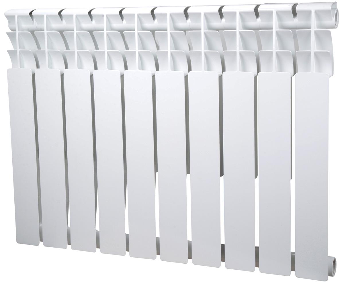Радиатор Sira Omega BS 500 - 10 секций биметаллический тонкий (CFOB05001075)