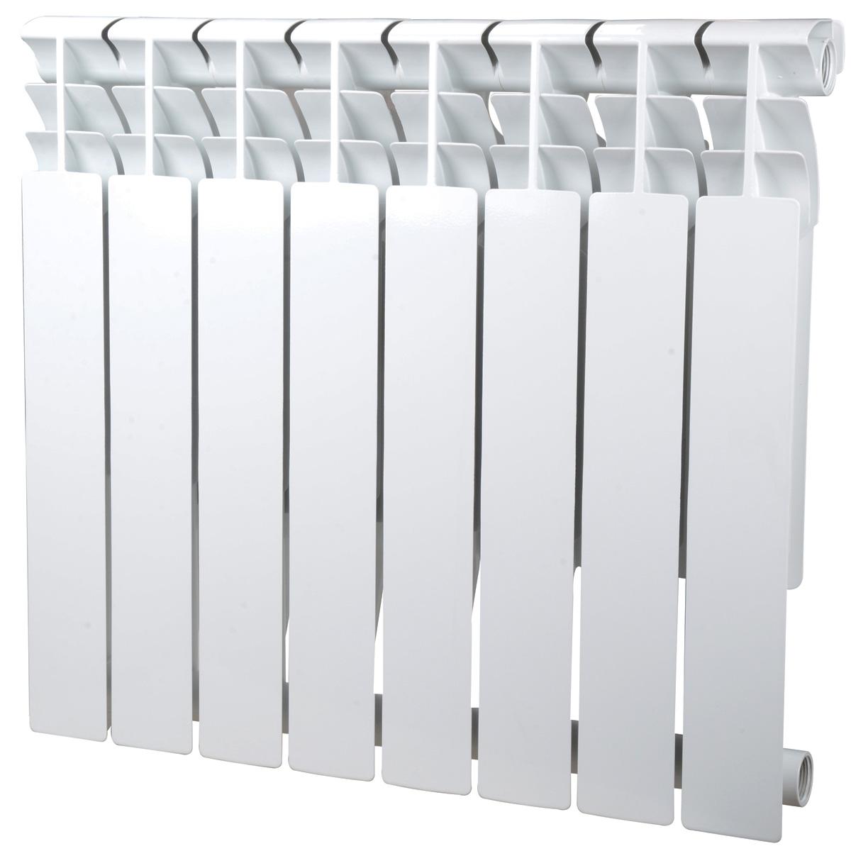 Радиатор Sira Omega A 500 - 8 секций алюминиевый (CFOM05000880)