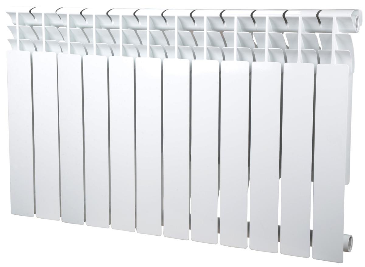 Радиатор Sira Omega A 500 - 12 секций алюминиевый (CFOM05001280)