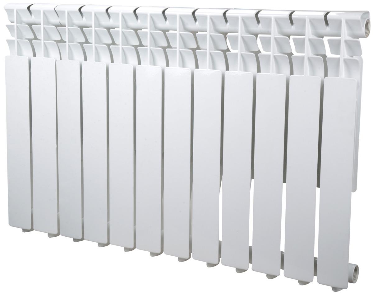 Радиатор Sira Omega AS 500 - 12 секций алюминиевый тонкий (CFOM05001275)
